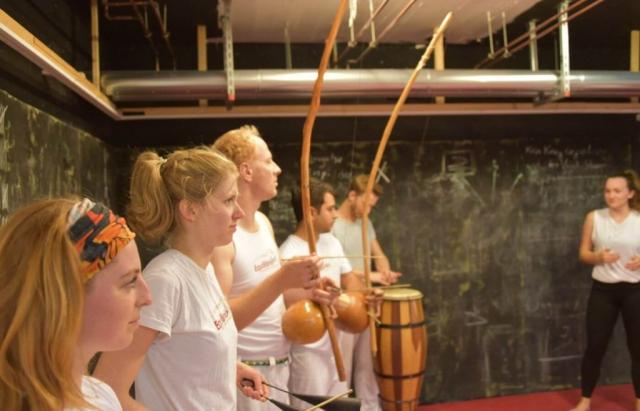 Musiktraining bei Monitor Smurf in Köln