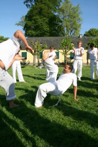 Capoeira Roda Bonn Mestre Indio