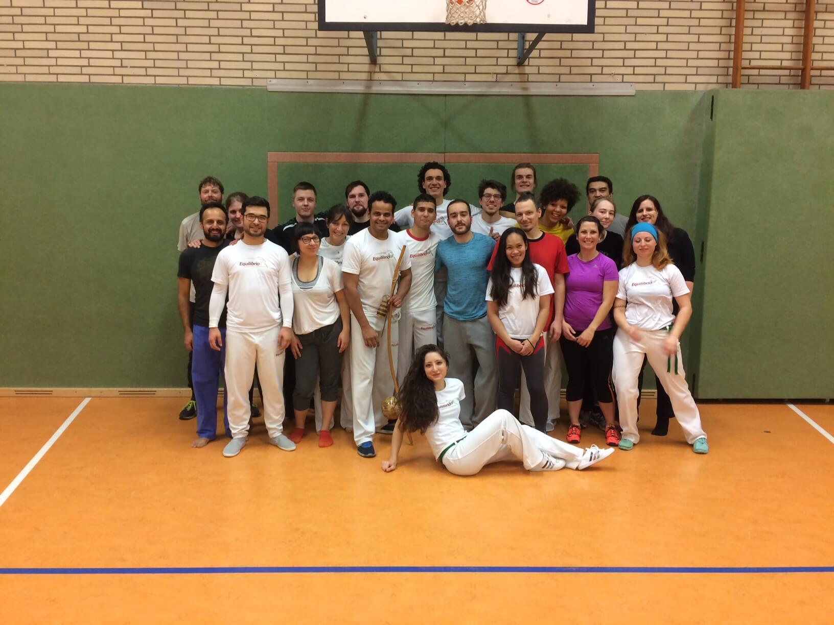 Grupo Equilibrio Bonn, 2018